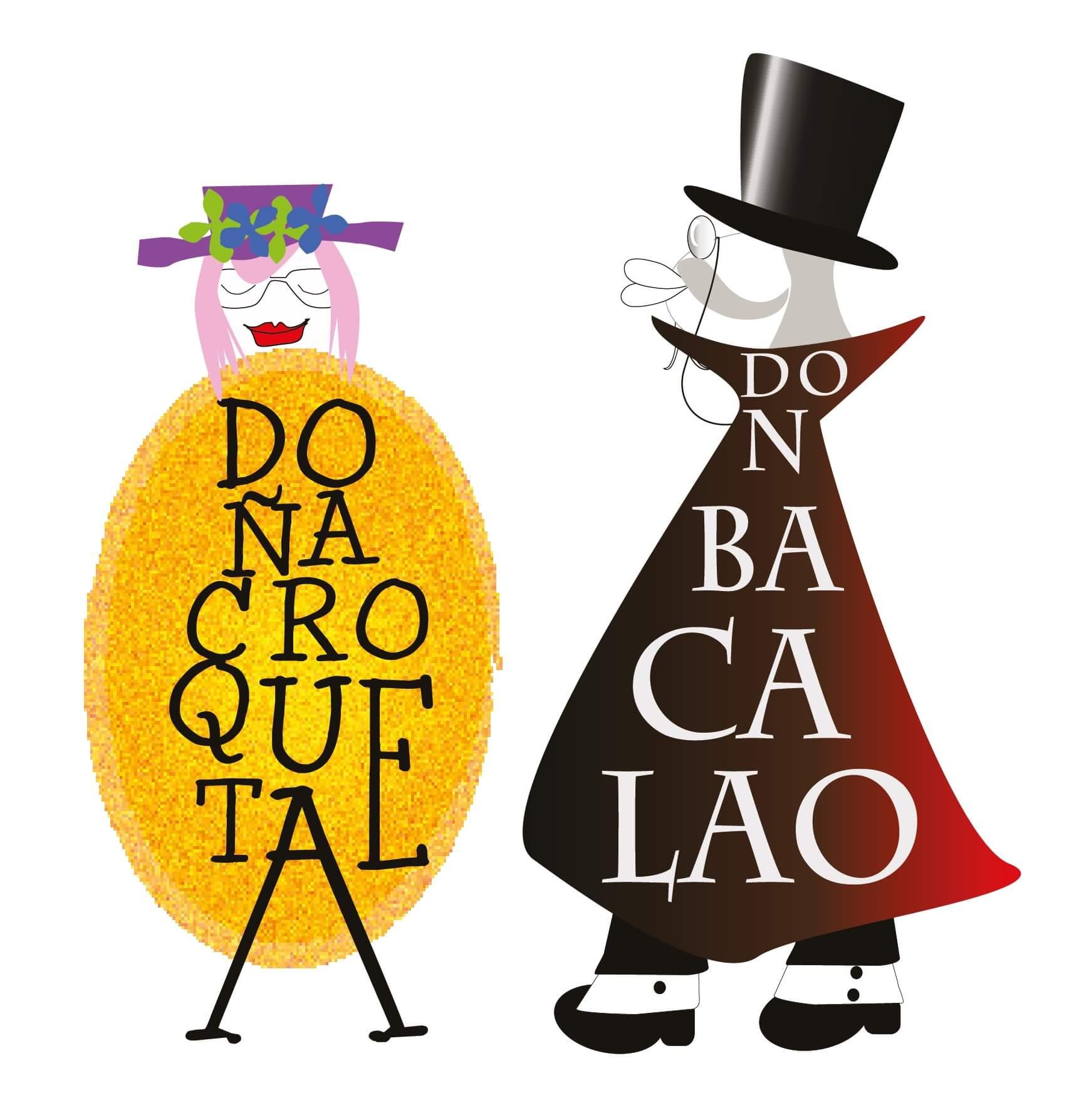 Menú Doña Croqueta Y Don Bacalao